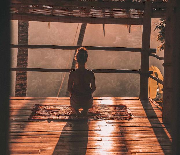 Terapia de separación para mujeres en barcelona, meditación
